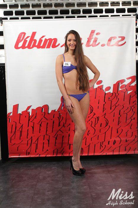 Semifinále Líbímseti Miss High School 2012 - Praha - photo #95